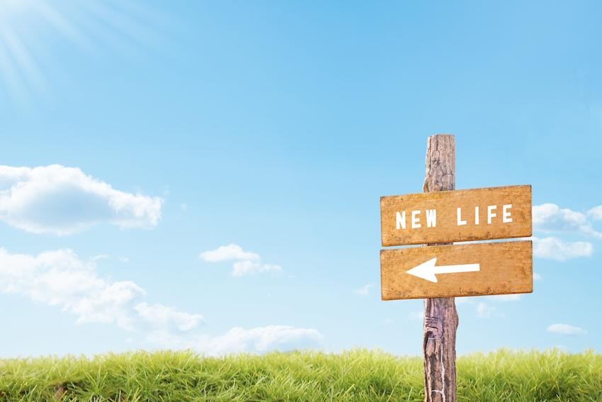 新しい生き方へ