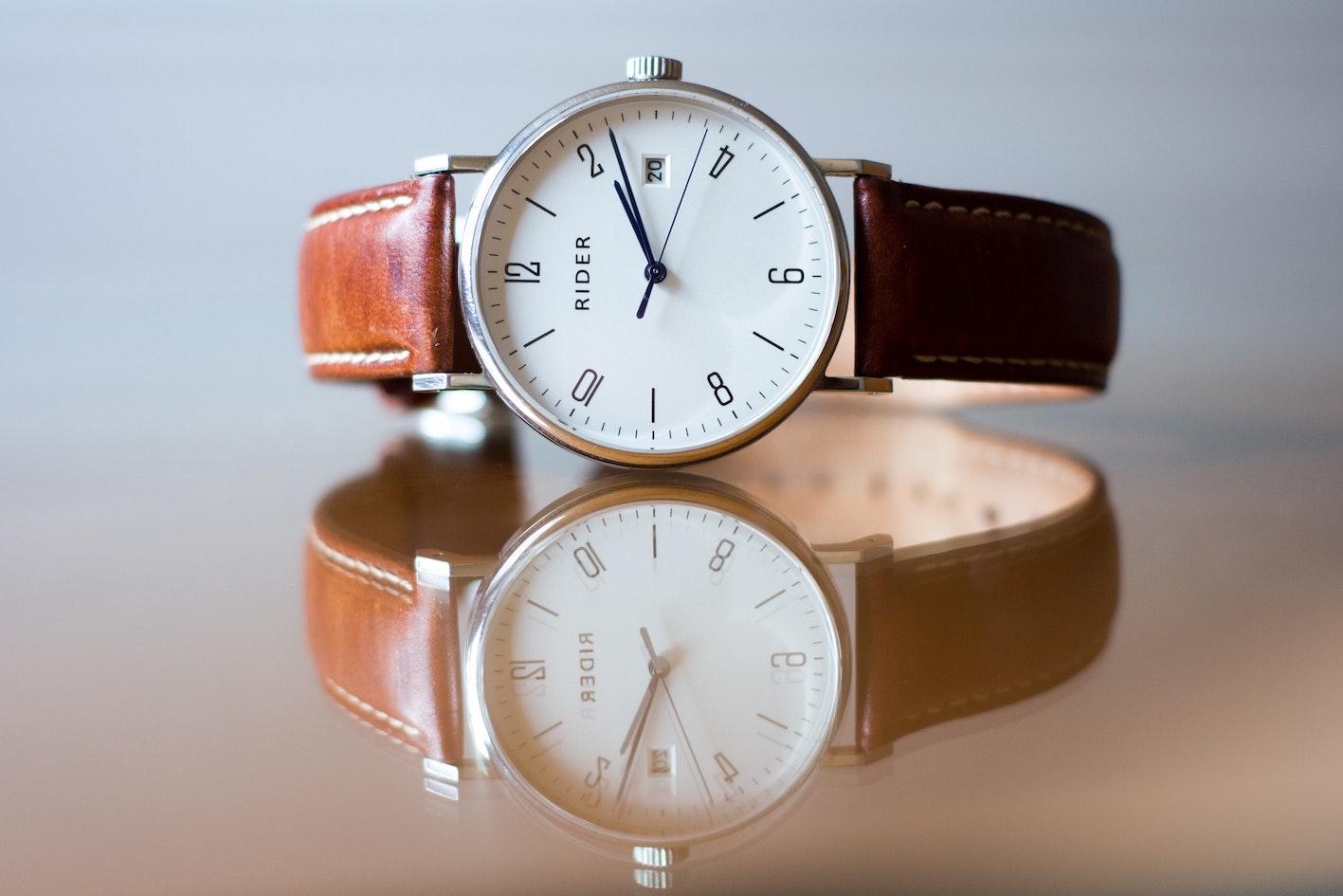 腕時計について